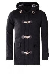 Solid - Jacket Daylin - 8288 dark grey