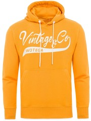 WOTEGA - Sweat Hoodie WT Star - butterscotch (151147)