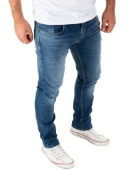 WOTEGA - Jeans Justin - blue Indigo (193928)