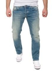WOTEGA Herren Jeans Alistar in denim blau (Bluestone 184217)