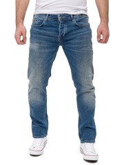 WOTEGA Herren Jeans Alistar in denim blau (Insignia Blue 194028)